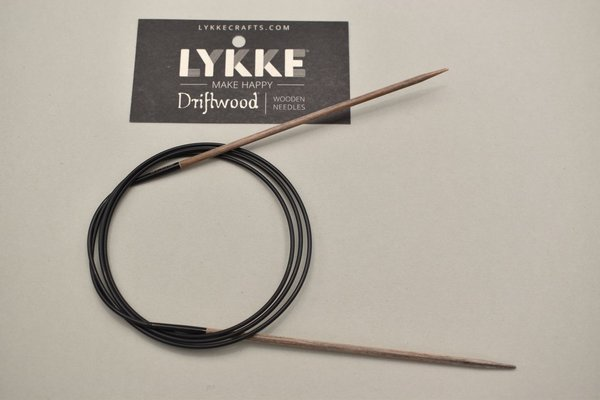 LYKKE Circular knitting needle US 2 (40 inch)